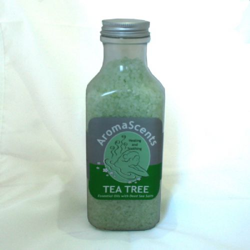 AromaScents Tea Tree Spa & Hot Tub Fragrance - 500g